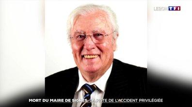 Mort du maire de Signes : la piste de l'accident privilégiée