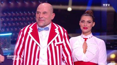 Vincent Moscato et Candice Pascal ont joué les Mary Poppins sur la scène !