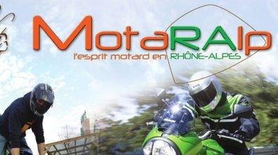 Magazine Moto : Motaralp, les motards parlent aux motards !