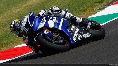 MotoGP - Essais 3 Italie : Lorenzo toujours devant, Marquez en Q1