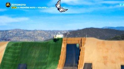 VIDEO - La première moto volante !