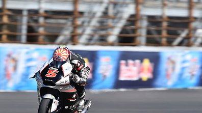 Moto2 - Indianapolis 2015 : Johann Zarco égale Olivier Jacque