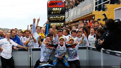 Moto3 - Valence 2014 : Alex Marquez sacré champion du monde