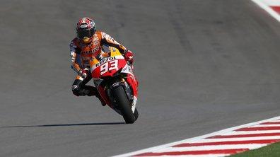 Moto GP - Essais 1 Austin : Marquez dompte le nouveau circuit