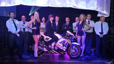 MotoGP 2014 : Karel Abraham dévoile sa Honda