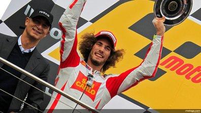 MotoGP : il y a cinq ans, Marco Simoncelli perdait la vie dans un grave accident à Sepang