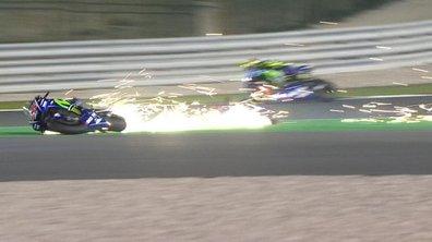 MotoGP 2017 – GP du Qatar : Redding le plus rapide lors Essais Libres 2, Viñales chute !