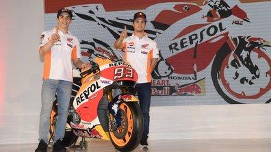 MotoGP : Marc Marquez désigne ses adversaires pour la saison 2017
