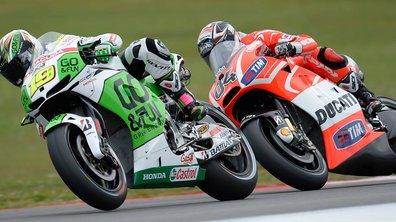 MotoGP 2013 - Essais 3 Assen : Bautista se distingue, Marquez chute