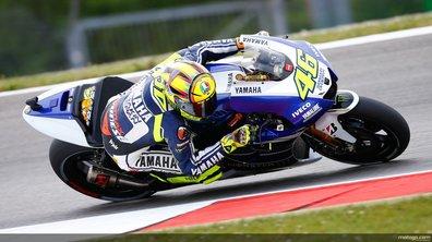 """MotoGP - Rossi : """"Marquez était trop rapide pour moi"""""""
