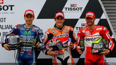 MotoGP - Australie 2014 : Marquez s'offre sa 12e pole position