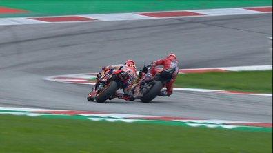 MotoGP – GP d'Autriche : Dovizioso souffle la victoire à Marquez