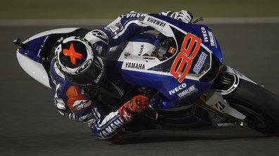 Moto GP - Qatar GP: Lorenzo déroule, Rossi de retour