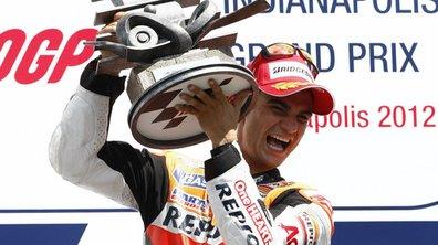 MotoGP - Indianapolis : le bon coup de Dani Pedrosa