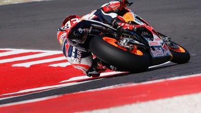 MotoGP – Misano 2015 : Marquez réplique au warm-up