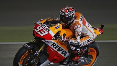 MotoGP - Essais 2 GP Qatar : Marquez brille