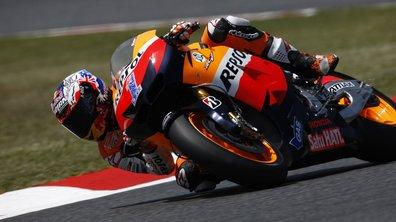 MotoGP Assen - Stoner confirme sa pole et remporte la course