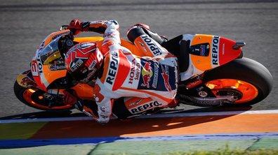 MotoGP - Warm-up Valence 2015 : Marc Marquez aux avant-postes