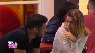 Secret Story 11 : à peine arrivé dans le Campus des Secrets, Benjamin réconforte Barbara