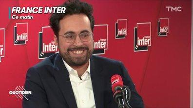 Mounir Mahjoubi sur France Inter : nouveau moment de grâce