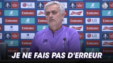 """""""Je ne fais jamais d'erreur... quand je suis sur la Playstation"""" : le show Mourinho est de retour"""