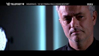 """[EXCLU Téléfoot 15/10] - Mourinho revient sur sa carrière : """"Il y a eu des moments magnifiques, je n'ai aucun regret"""""""