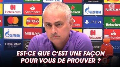 Mourinho régale une nouvelle fois en conférence de presse