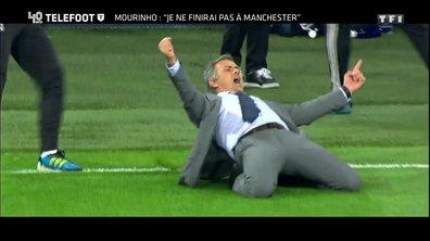 """[EXCLU Téléfoot l'After 15/10] - Mourinho : """"Je suis allé au Real au moment où je le voulais, quand le Barça était le plus fort"""""""