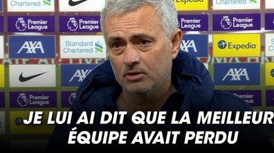 VIDEO - Mourinho clashe Jürgen Klopp