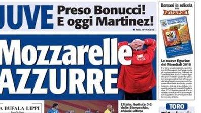 """Mozzarelle Azzurre"""