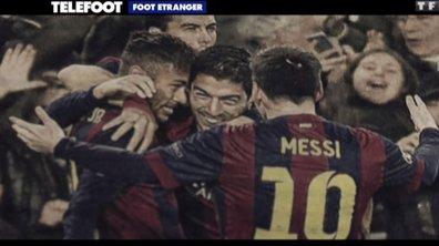 FC Barcelone : MSN, un Barça haut débit !