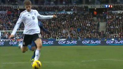 France 1-1 Allemagne : But de Muller ! (vidéo)