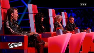 The Voice: les équipes pour les lives!