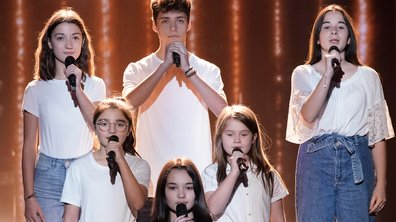"The Voice Kids 2020 - Musical Kids chantent ""Show must go on"" de Queen ,,"