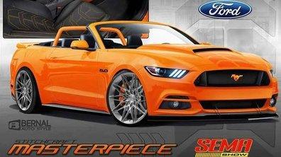 SEMA Show 2016 : Des Mustang qui sortent du lot