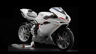 MV Agusta F4 2013 : la superbike optimisée pour l'EICMA