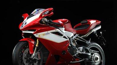 MV Agusta F4 RR : la superbike la plus puissante !