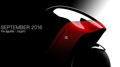 Premier teaser video pour la future MV Agusta Zagato