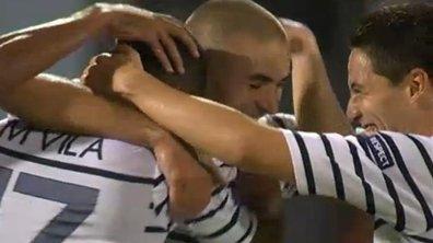 But de MVila : Albanie 0 - 2 France, 18ème