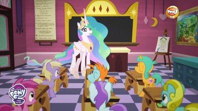 My Little Pony, les amies c'est magique - Les cours de princesse Celestia : Les principes de la magie