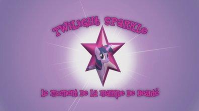 La marque de beauté de Twilight Sparkle