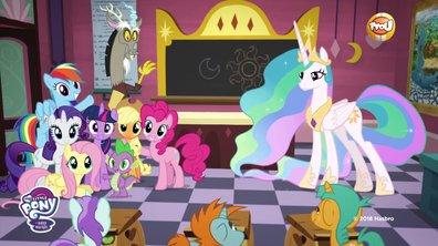 My Little Pony, les amies c'est magique - Les cours de princesse Celestia : La magie