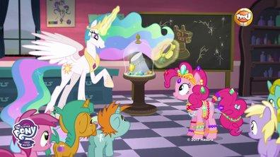 My Little Pony, les amies c'est magique - Les cours de princesse Celestia : Les reliques
