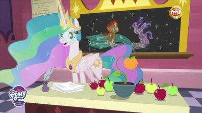 My Little Pony, les amies c'est magique - Les cours de princesse Celestia : Les sortilèges
