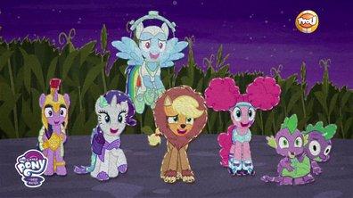 My Little Pony, les amies c'est magique - Webépisode 7 - La nuit du cauchemar