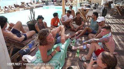 Mykonos, l'île de la fête