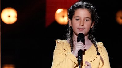 "The Voice Kids 2020 - Myriam chante ""Je t'aime"" de Lara Fabian"