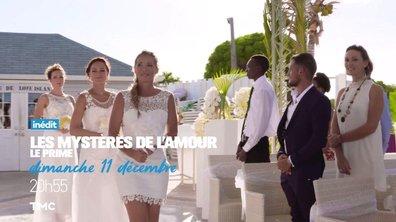 Bande-Annonce : 3 mariages à célébrer dimanche 11 décembre