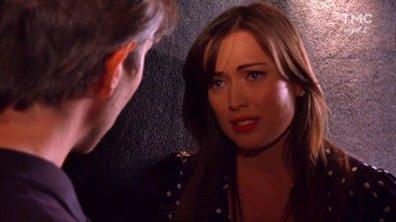 Fanny s'effondre en larme devant Christian