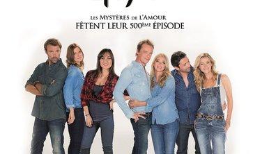 AVANT-PREMIÈRE : Les Mystères de l'Amour fêtent leur 500ème épisode, en exclu sur MYTF1 !